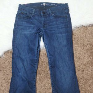 7 For All Mankind 7FAMK Bootcut Jeans